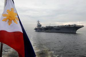 Mỹ liên tiếp gửi 3 nhóm tác chiến tàu sân bay tuần tra Biển Đông