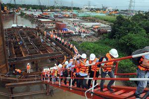 Khó khởi động Dự án chống ngập 10.000 tỷ ở TP HCM