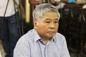 Bị cáo Đặng Thanh Bình bày tỏ sự ân hận