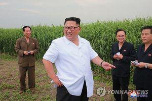 Chủ tịch Triều Tiên Kim Jong-un thăm đảo gần Trung Quốc