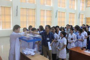 Bệnh viện K chung tay ủng hộ đồng bào Tây bắc