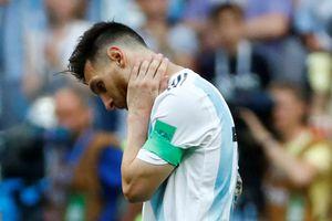 10 phút và lần cuối cùng của Messi?