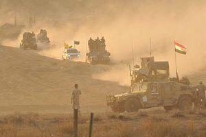 Lực lượng an ninh bắt đầu chiến dịch săn lùng các tay súng IS ở miền Trung Iraq