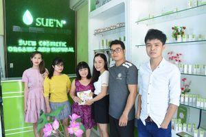 3 ngày trải nghiệm thú vị tại Công ty CP Thực Mỹ phẩm Sue'N Việt Nam