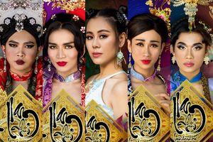 Sao Việt đua nhau làm sản phẩm cổ trang