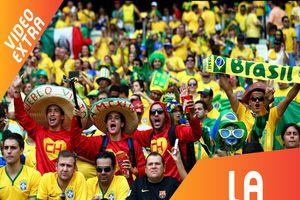 Nước nào đông dân nhất trong kỳ World Cup 2018?