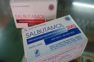 Cảnh báo nguy cơ thiếu thuốc Salbutamol