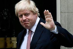 Ngoại trưởng Anh Boris Johnson từ chức