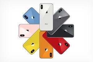 Ngắm trọn vẹn tất cả các màu máy của iPhone 2018, có ba màu chưa từng xuất hiện