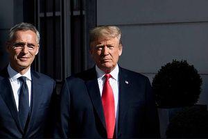 Trump tuyên bố Đức là 'tù binh' của Nga