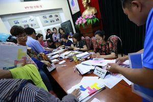 Sở Giáo dục - Đào tạo Hà Nội: 'Trường thu phí giữ chỗ là sai qui định'