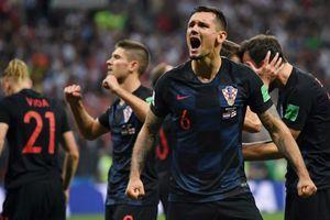 Lội ngược dòng 'Sư tử' Anh, tuyển Croatia hiên ngang vào chung kết World Cup