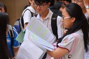 Trường ĐH Tài chính - Marketing công bố điếm sàn xét tuyển, điểm chuẩn học bạ