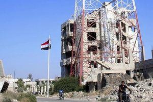 Phiến quân đồng ý giao nộp thị trấn quan trọng nhất ở tây Daraa cho SAA