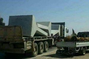 Thổ Nhĩ Kỳ bắt đầu xây dựng các đường băng quanh trạm quan sát ở Syria