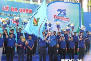 TP.HCM: Hơn 60.000 sinh viên tham gia Chiến dịch Mùa hè xanh