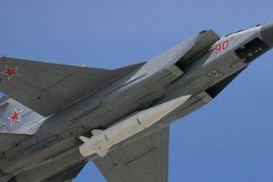 Mỹ dè chừng sau khi Nga thử thành công tên lửa siêu vượt âm 'Kinzhal'