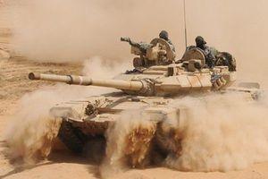 SAA đập tan cuộc tấn công lớn của IS lớn ở đông nam Syria