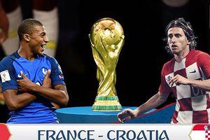 ĐT Pháp vs ĐT Croatia: 20 năm sau