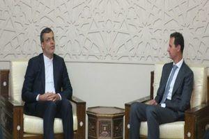 Ông Assad: Syria sẵn sàng cho giải pháp chính trị để chấm dứt chiến tranh