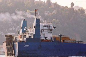 Hải quân Nga tiếp tục vận chuyển nhiều thiết bị quân sự đến Syria