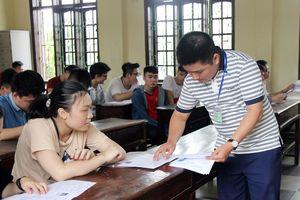 Nhiều trường đại học ở Nghệ An công bố điểm nhận hồ sơ xét tuyển