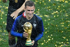 World Cup đáng nhớ của Antoine Griezmann