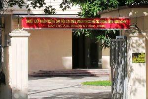 Sở KHCN tỉnh Ninh Bình: Thu hồi các quyết định bổ nhiệm cán bộ sai quy định