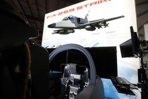 F/A-259 - Ứng viên máy bay cường kích mới cho Không quân Mỹ