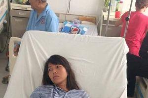 Quảng Ninh: Nữ công nhân bị liệt, cấm khẩu sau khi hít phải khí lạ