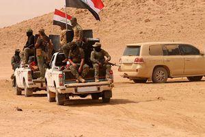 Lực lượng Iraq bắt đầu hoạt động quy mô lớn dọc biên giới Syria