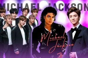 Dự án ca khúc tưởng niệm 60 năm ngày sinh Michael Jackson: Khách mời thần tượng Hallyu có BTS và Luhan