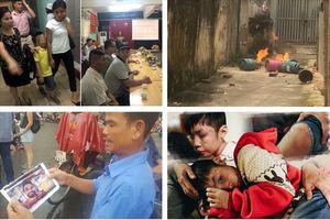 Tin tức Hà Nội 24h: Con rể đốt 4 bình gas trước nhà bố vợ; Truy tìm lái xe xích lô bị tố trả tiền âm phủ