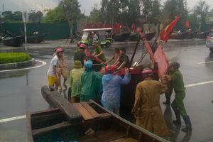 Thanh Hóa: Tổ chức họp khi bão cận kề, Chủ tịch UBND huyện Quảng Xương bị phê bình