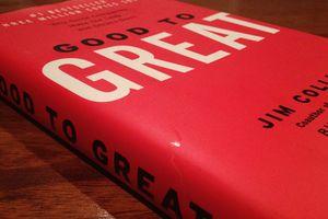 Nhà báo Kim Ngân lựa chọn 'Từ tốt đến vĩ đại' là cuốn sách hay nhất