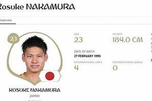 U23 Việt Nam chạm trán cầu thủ dự World Cup của Nhật Bản tại ASIAD?