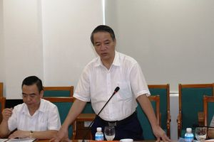 Phó Tổng Thanh tra Nguyễn Văn Thanh làm việc với UBND tỉnh Quảng Ninh