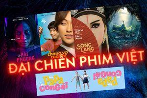 Đại chiến phim Việt nửa cuối 2018: Cái tên nào sẽ gia nhập 'câu lạc bộ' trăm tỷ?
