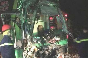 Đắk Lắk: Tai nạn xe giường nằm, nhiều người bị thương