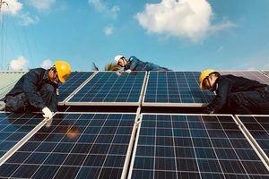 TP.HCM triển khai điện mặt trời nối lưới