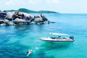 Đắm chìm ở hòn Móng Tay - 'đảo Robinson' của Kiên Giang