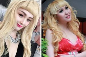 Bị dân mạng ném đá, hot girl Hạ Vi biến hình thành 'búp bê bị hư'