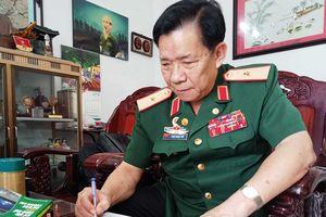 Thiếu tướng Trần Ngọc Thổ hé lộ những tình tiết 'động trời'