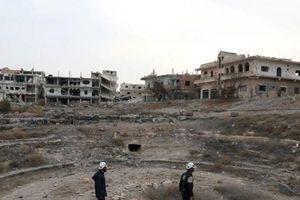 Lý do hàng trăm thành viên Mũ bảo hiểm trắng ồ ạt rời Syria tới Jordan