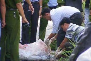 Phát hiện thi thể trong bao tải ở rừng cao su, nghi bị sát hại