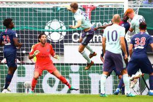 Con trai Tổng thống ghi bàn, PSG vẫn thua đậm Bayern