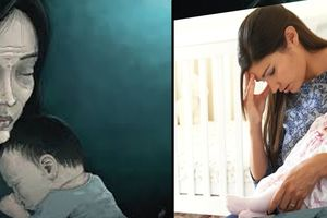 Phát hiện gây sốc về trầm cảm sau sinh qua chiếc camera đặc biệt theo dõi 2.300 bà mẹ