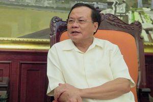 Nguyên Bí thư Phạm Quang Nghị: Hợp nhất Hà Nội, tỉnh giấc là lo việc