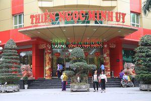 Hơn 17.000 người tham gia Thiên Ngọc Minh Uy chưa thanh lý hợp đồng