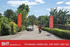 Thêm nhiều vùng quê văn minh, trù phú ở miền núi Hà Tĩnh